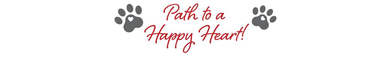 Path to a Healthy Heart- Dog Collar & Leash